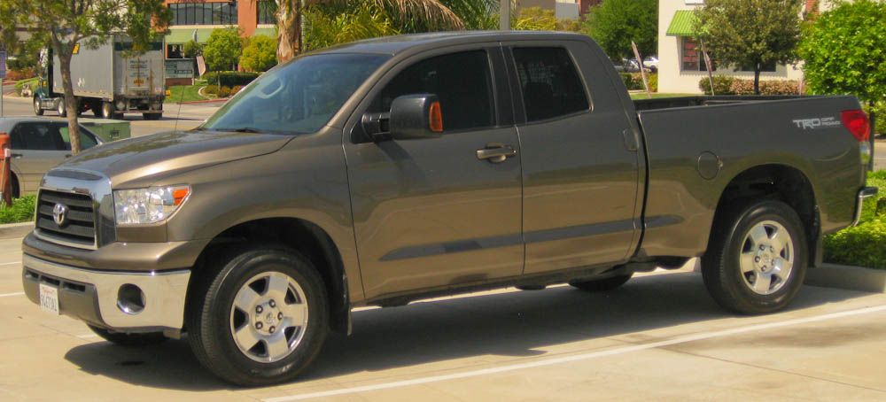 95069 Color Matched Door Handles Installed Pyrite Mica Dc on toyota tundra starter location